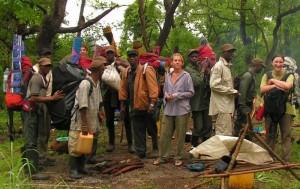 Equipe du Projet d'étude des Félidés et de leur environnement Naturel et Humain