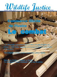 Wildlife Justice couverture numéro 3