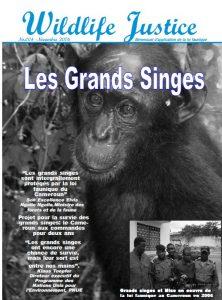 Wildlife Justice couverture numéro 4