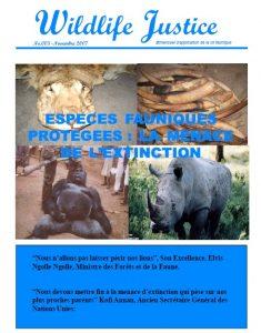 Wildlife justice couverture numéro 5