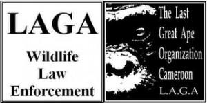 LAGA logo